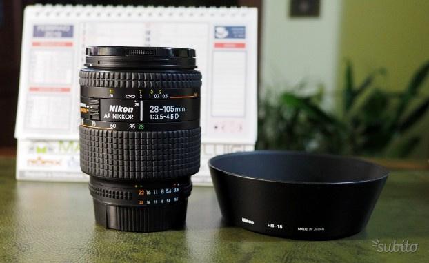 Nikon AF mm f/ D