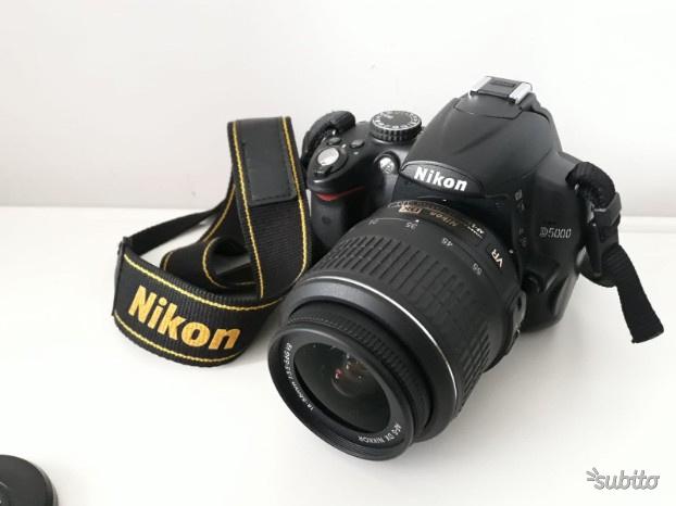 Nikon d fotocamera reflex