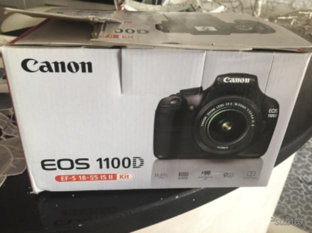 Reflex Canon eos