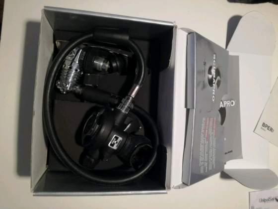 Scubapro mk25 con s600