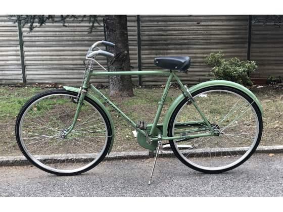 Vendo bici da uomo restaurata a bacchetta