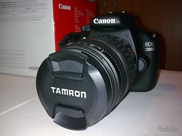 Canon EOS D_Tamron