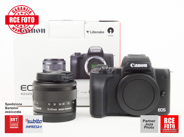 Canon EOS M50+EF-M IS STM (Kit)