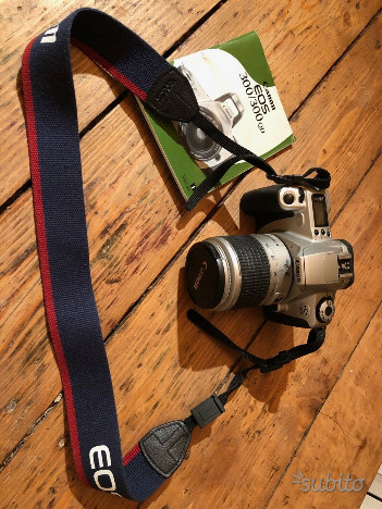 Canon eos 300 reflex