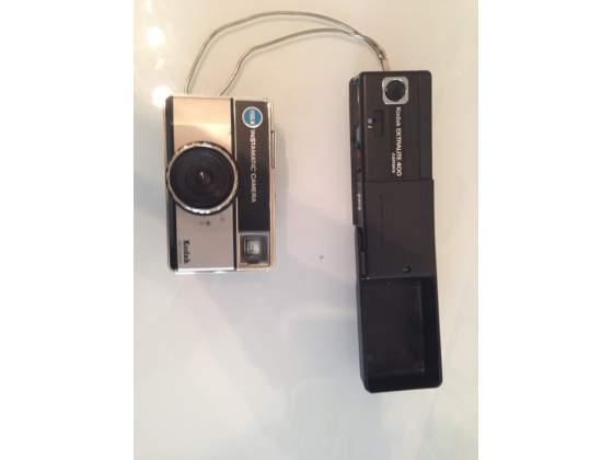 Coppia macchine fotografiche