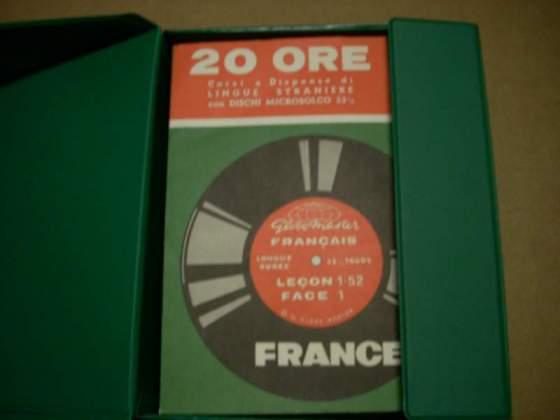 Corso di francese in 54 dischi del