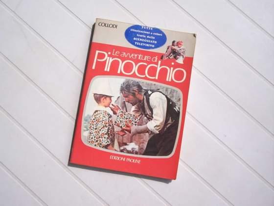 Le avventure di Pinocchio Ed.Paoline del
