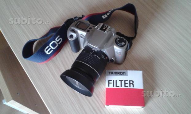 Macchina fotografica reflex canon eos n