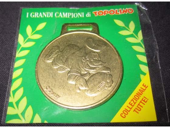 Medaglia Bassotto Olimpiadi