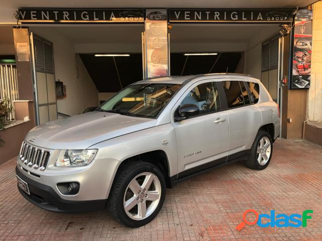 JEEP Compass diesel in vendita a Taranto (Taranto)