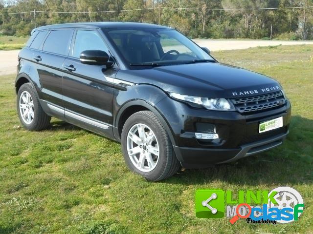 LAND ROVER Range Rover Evoque diesel in vendita a Quartu