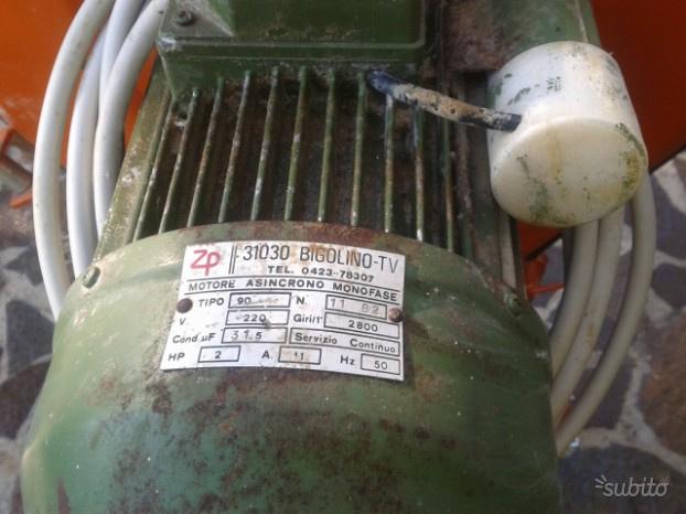 Mulino per macinatura frumento elettrico 220 V