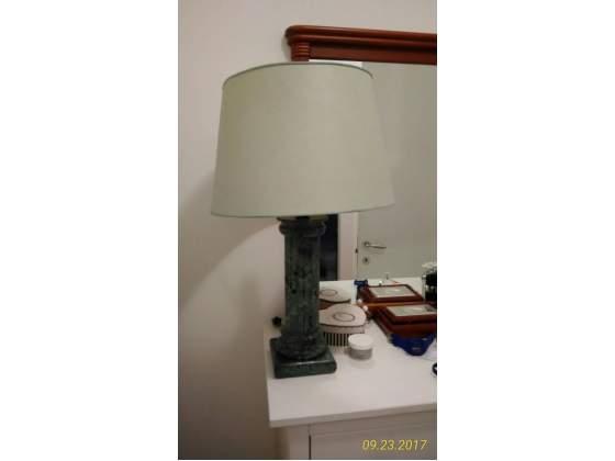Trittico lampade da camera da letto