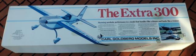 aeromodello EXTRA 300