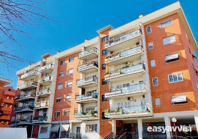 Appartamento trilocale 90 mq, citta metropolitana di roma