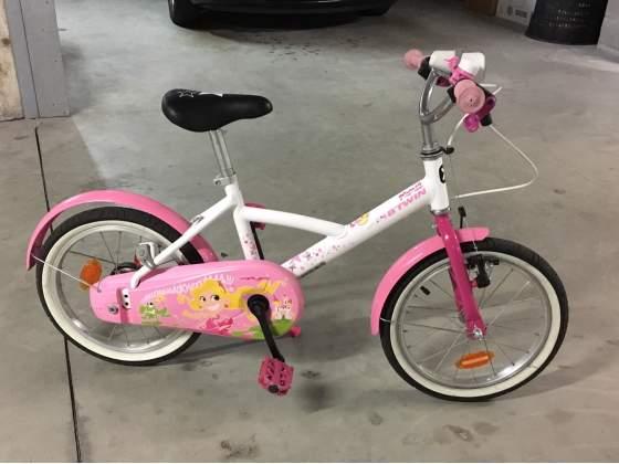 Bicicletta bambina 4/6 anni