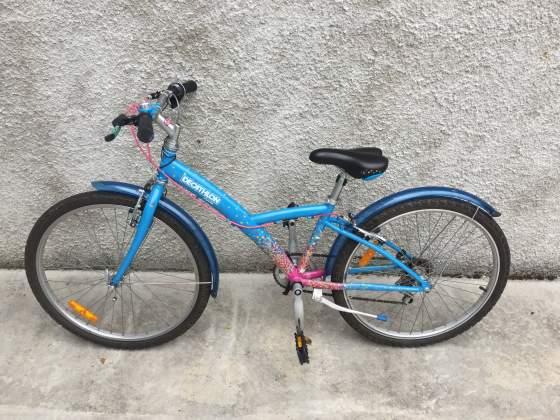 Bicicletta da bambina 8-11 anni.