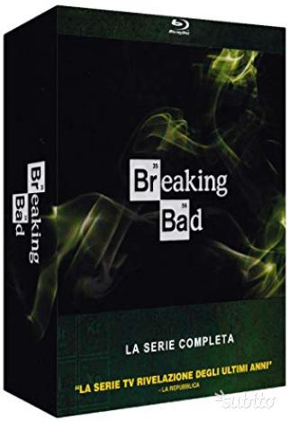 Breaking Bad - Serie completa (cofanetto)
