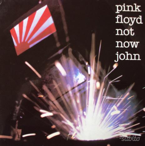 Disco 45 giri Pink Floyd
