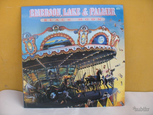 Disco vinile 33 giri lp emerson lake & palmer
