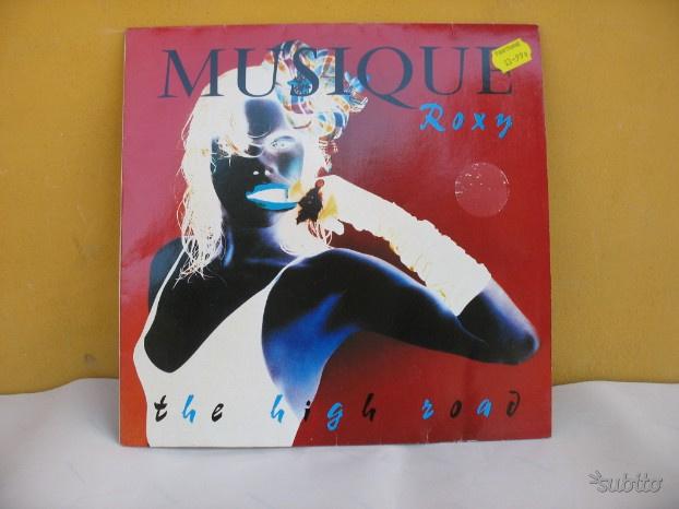 Disco vinile 33 giri lp roxy music