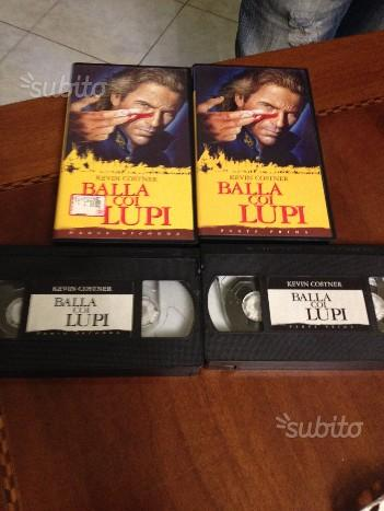 Lotto Film VHS Originali