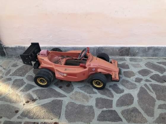 Macchina bimbo bimba Ferrari Toys Toys collezione