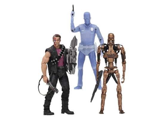 Terminator 2 Action Figures 18 cm Kenner Tribute Assortment