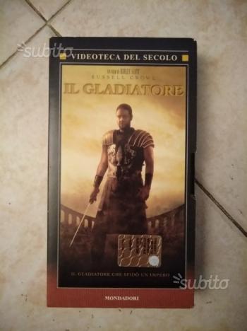 VHS Il Gladiatore