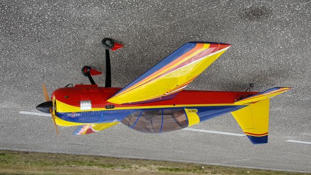 Yak 54 della Goldwing
