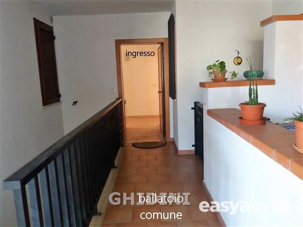 Appartamento quadrilocale 65 mq, provincia di grosseto