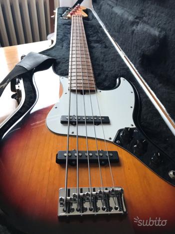 Basso Fender jazz USA
