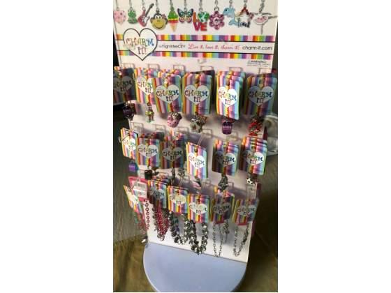 Bracciali e collane personalizzabili con ciondoli