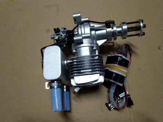Motore DLE 35 RA