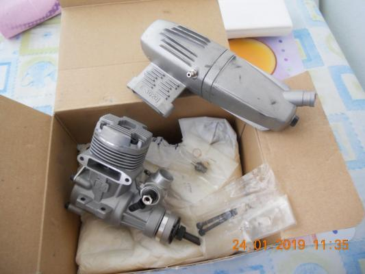 Motore OS MAX 46AX nuovo