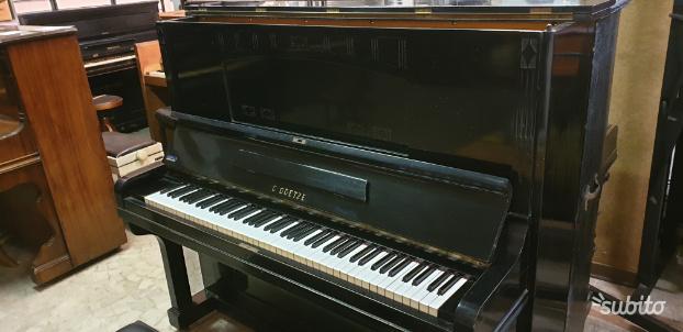 Pianoforte kruger e sohn stuttgart | Posot Class