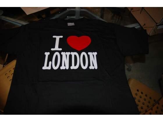 T-shirt I Love London