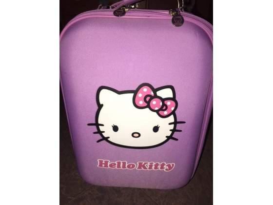 Trolley hello kitty rosa