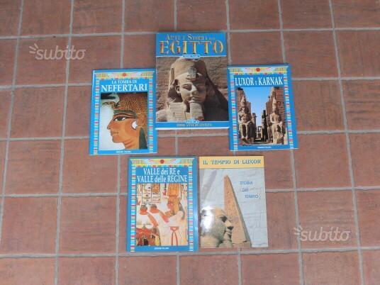 Arte e storia dell'egitto - Guida turistica