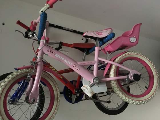 Bici bimbo Atala e Bimba Hello Kitty