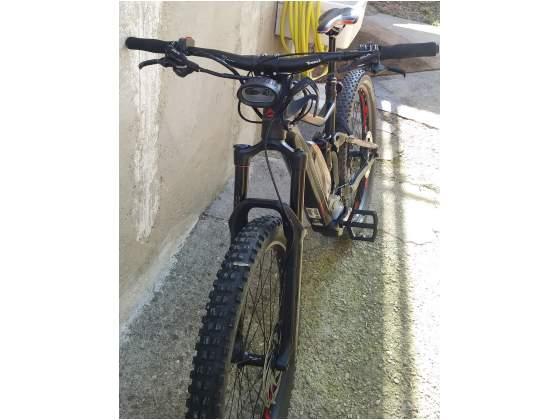 Bici elettrica con pedalata assistita