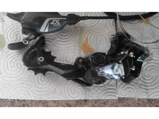 Cambio posteriore Sram x9 10v