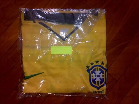 Maglia Brasile originale Nike Fit nuova