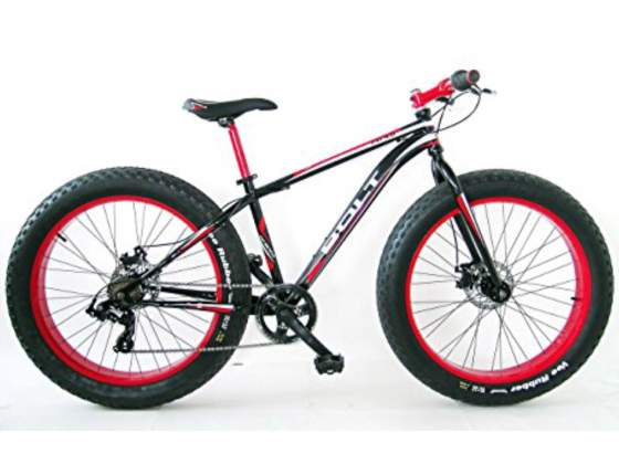 Mtb fat bike disk nuove