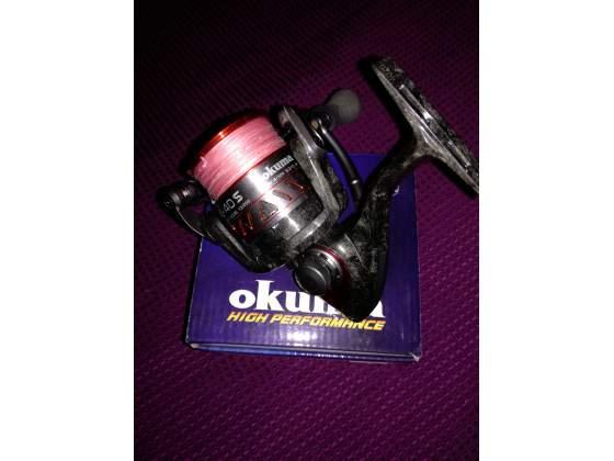 Mulinello spinning okuma rtx 40S leggero