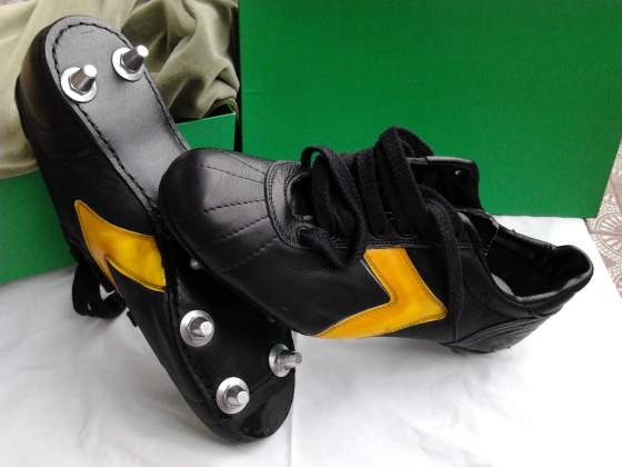 Scarpe da calcio barbagrigia nuove nr 43 | Posot Class