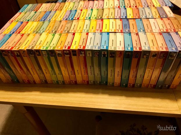 Collezione VHS I GRANDI FILM Corriere Della Sera