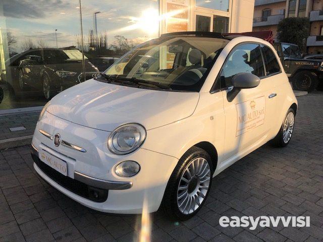 Fiat 500c c 1.2 lounge benzina, provincia di pistoia