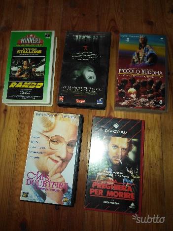 Film originali VHS