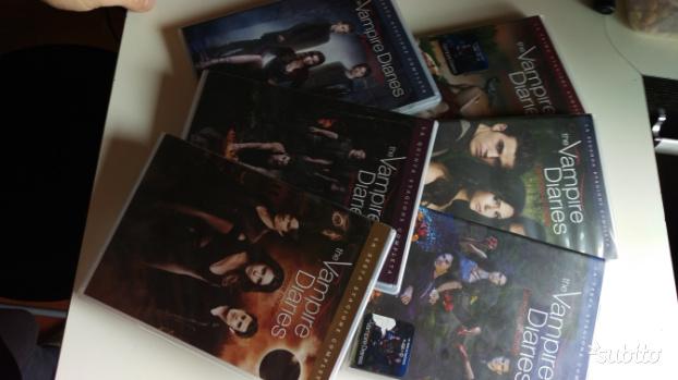 Vampire Diaries Stagioni 1/6